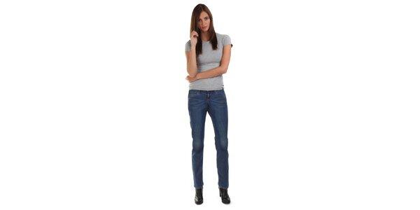 Dámské modré džíny Big Star s úzkými nohavicemi