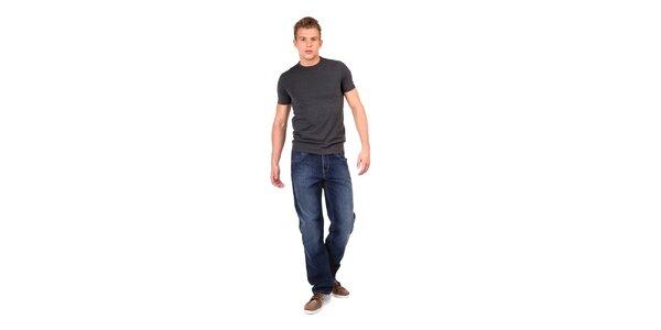 Široké pánské modré džíny Big Star