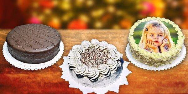 Lahodný dort z oblíbené cukrárny FishR