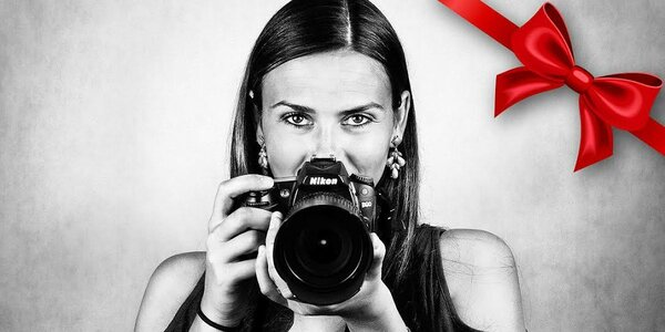 12 výukových hodin fotografování