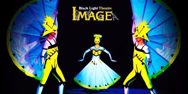 Vstupenka do černého divadla Image