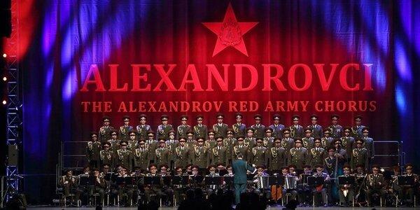 Limitovaná edice 2 CD Alexandrovců