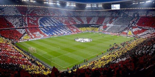 Zájezd na fotbalové utkání Bayern Mnichov