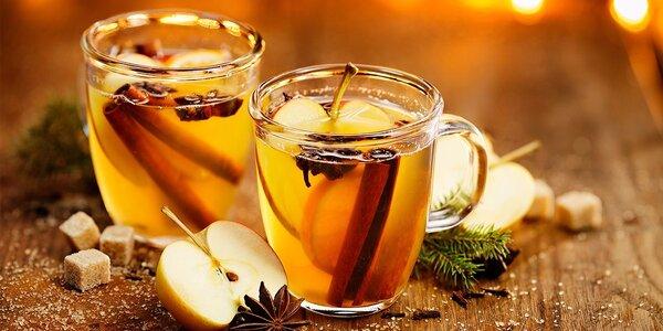 2x Kingswood Hot Cider na vánočních trzích