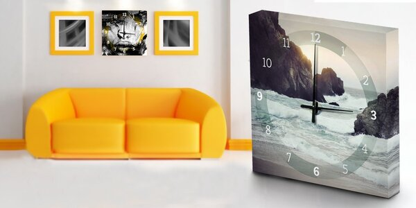 Fotohodiny s vlastním designem / fotografií