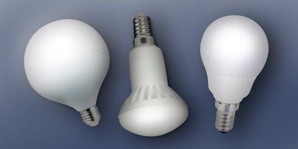 Kvalitní LED žárovky v různém provedení