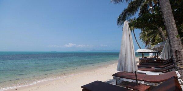 Ostrov Koh Samui – pobyt v exotickém ráji