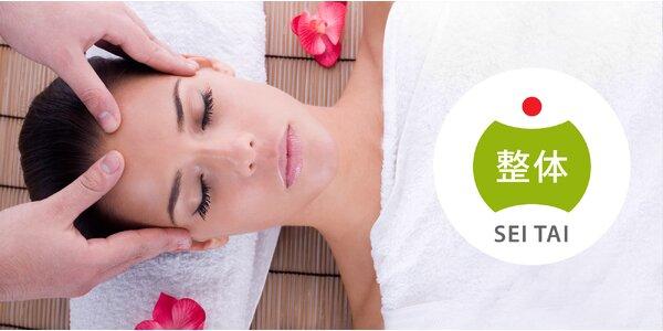 Sei Tai - japonská masáž, dvoustupňový program