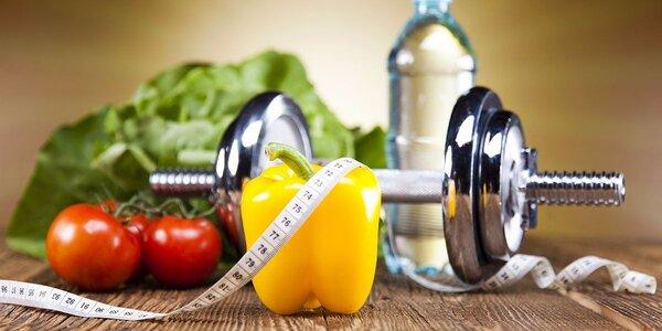 8týdenní kurz zdravé výživy a hubnutí
