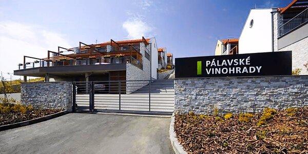 Romantická dovolená uprostřed pálavských vinic