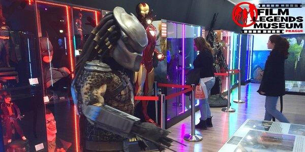 Unikátní výstava Film Legends Muzeum