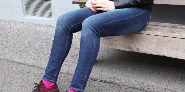 Dámské džíny H&M Denim Skinny Low Waist Ankle