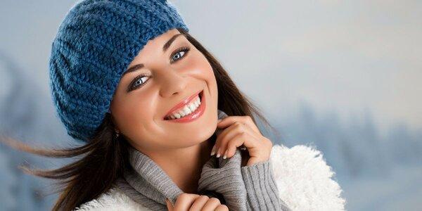 Kosmetické balíčky nebo liftingová masáž