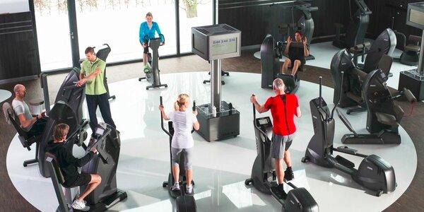 Netradiční fitness Nolimits - Karlín