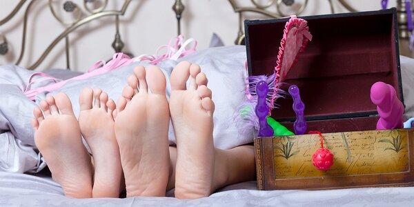 Voucher na online nákup erotických pomůcek