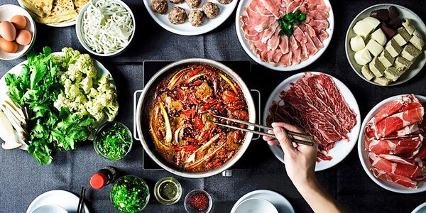 Hot Pot Menu – tradiční thajské dobroty si připravíte přímo u stolu
