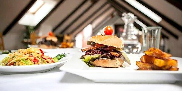 Veganské degustační menu v LoVeg