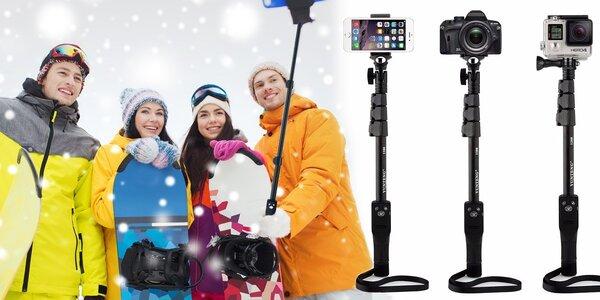 Selfie tyč Yunteng s bluetooth ovladačem