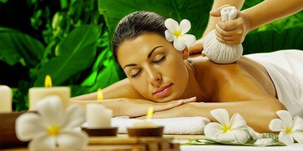 Luxusní thajská masáž
