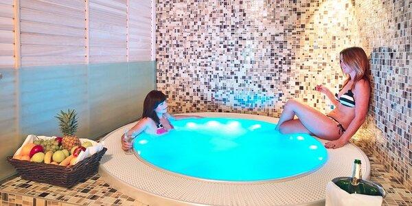 Báječná dovolená v přepychovém wellness hotelu