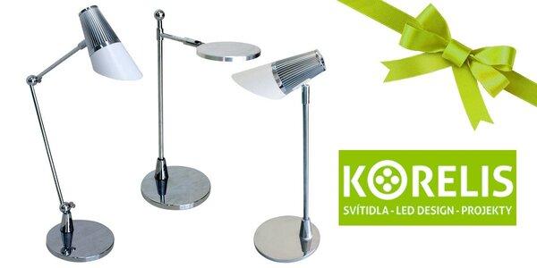 Stmívatelné dotykové LED lampy