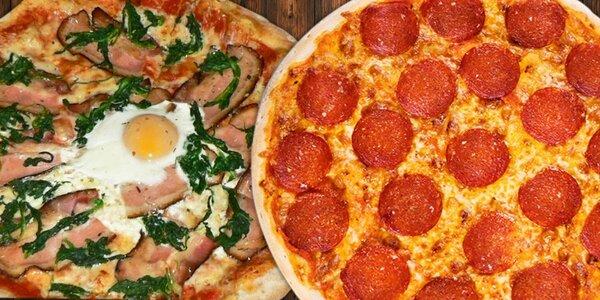 2× pizza za výbornou cenu v restauraci U Templářů