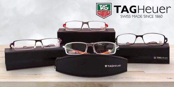 Špičkové obroučky Tag Heuer pro dioptrické brýle