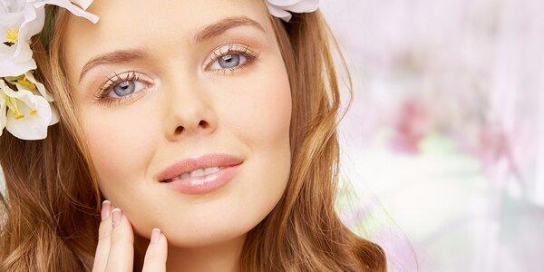 Zimní kosmetické ošetření pro dámy