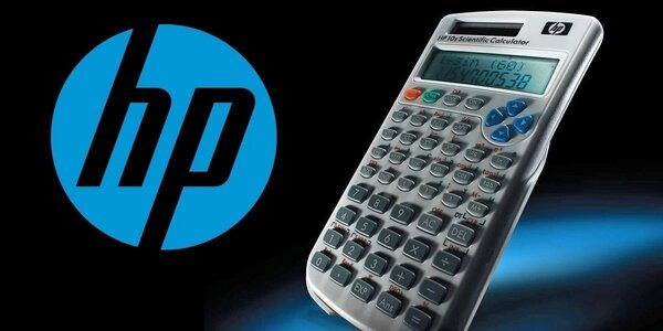 Vědecký kalkulátor Hewlett – Packard HP10s