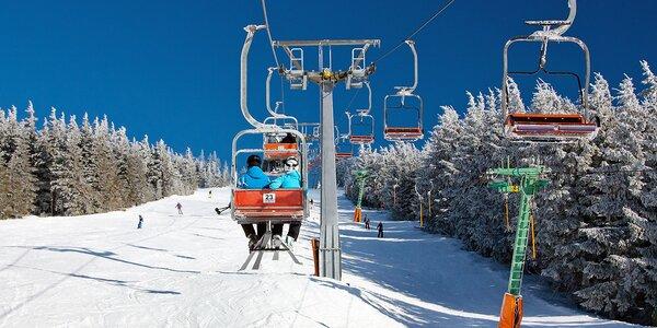 3 dny v Jeseníkách pro dva – lyžování i relax