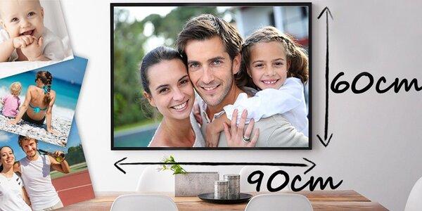 Veliká fotografie s rozměry 90 × 60 cm