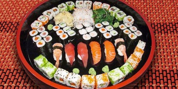 Úžasné sushi v nové restauraci Sushi Miomi