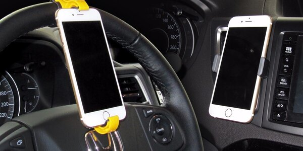 Držáky mobilních telefonů do auta