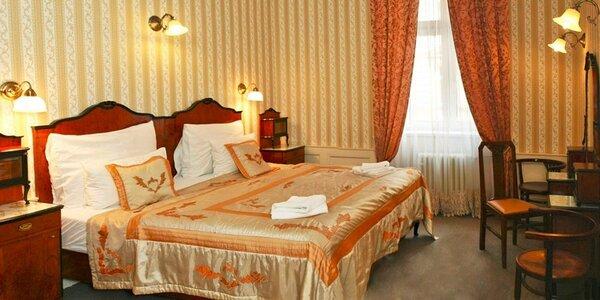 Princeznovské pobyty v historickém Hotelu Praga 1885****