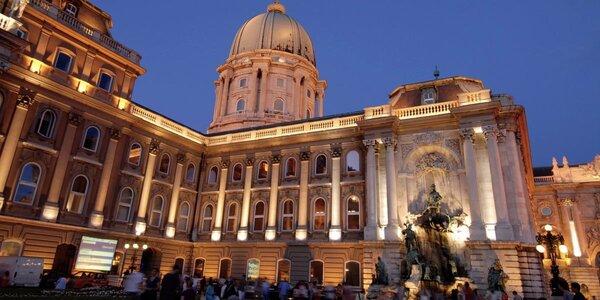 Na Valentýna do termálů i za krásami Budapešti