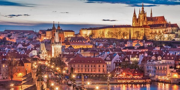 Zimní či jarní romantika na dosah centra Prahy