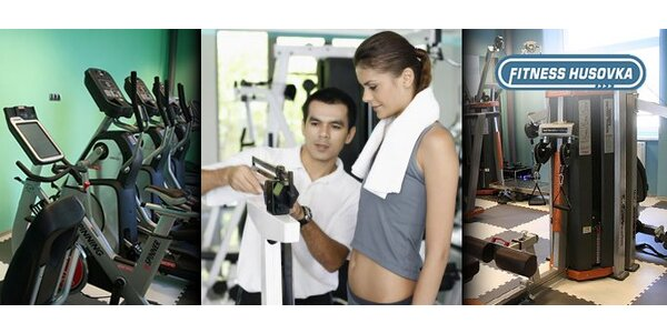 249 Kč za hodinovou lekci s osobním trenérem ve fitnesscentru v Plzni