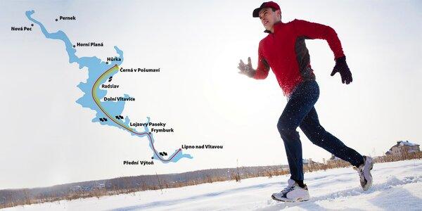 Adrenalinový Ice Marathon 2016