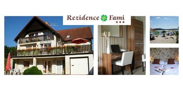 Romantický wellness pobyt u Máchova jezera v Rezidenci FAMI*** DE Luxe Design -…