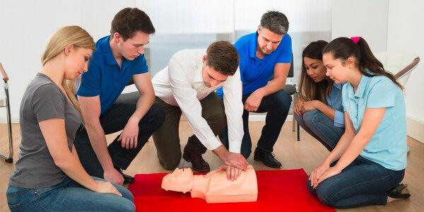 Zážitkový kurz — Základy první pomoci