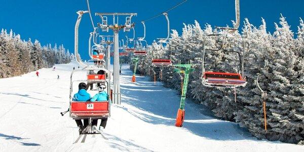 Wellness odpočinek a lyžování v Jeseníkách