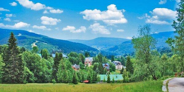 Aktivní dovolená ve Špindlerově Mlýně