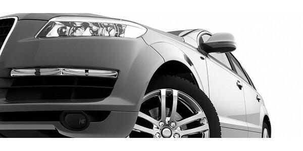 Kompletní přezutí a vyvážení pneumatik na Vašem voze včetně kontroly…