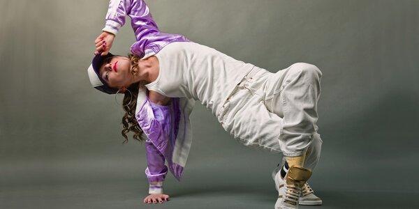Permanentka na 8 lekcí v Centru tance