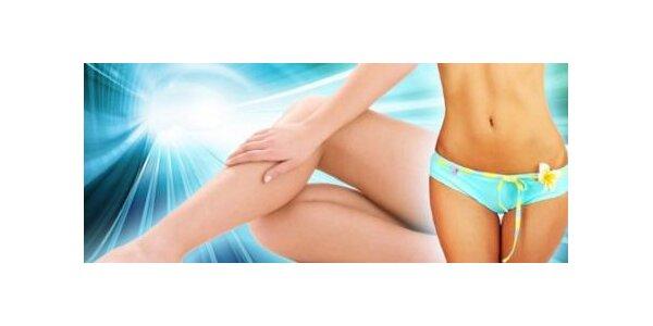 Hodinová ruční lymfatická masáž nohou v kombinaci s celulitidní masáží v Opavě