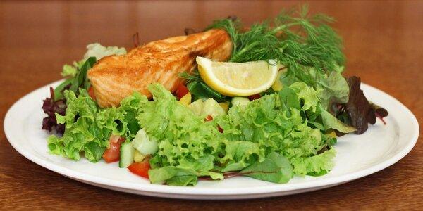 Speciality z norského lososa pro 2