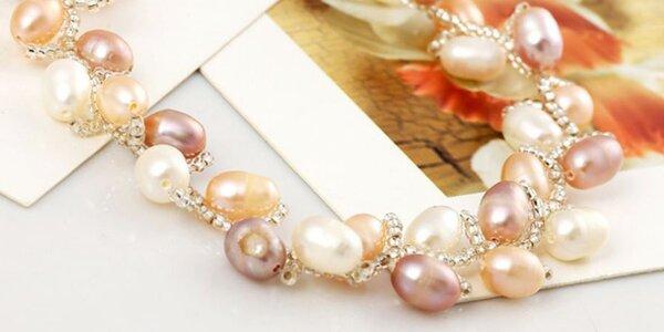 Přírodní perly a další výběr ze šperků
