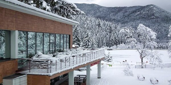 SKI & WELLNESS pobyt u ski parku Malinô Brdo