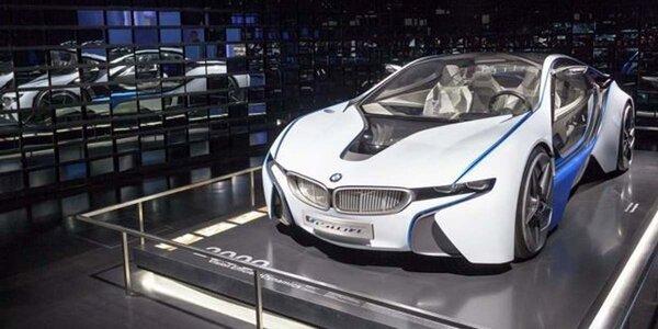 Celodenní výlet za německými vozy BMW