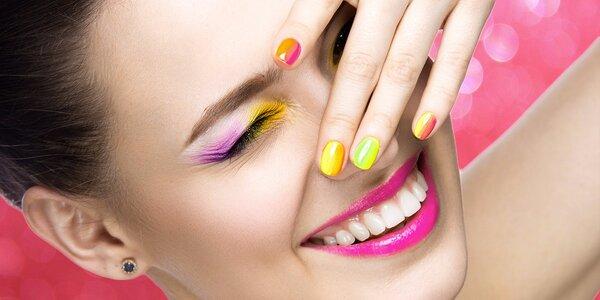 Kompletní manikúra pro krásné nehty